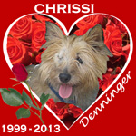 In Memory of Chrissi